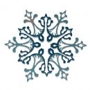 664749 - Sizzix Thinlits Die Set 2PK - Stunning Snowflake - by Tim Holtz